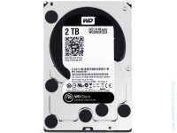 Твърд диск Western Digital 2TB SATA III Caviar Black 64MB 7200rpm