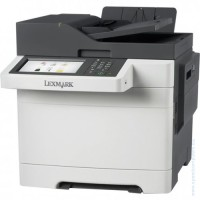 Color Laser Multifunctional Lexmark CX510de - 4in1 Duplex A4 RADF LAN