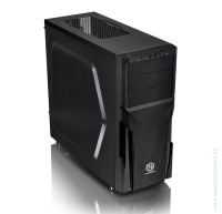 Кутия Thermaltake Versa H21 Black с 500W