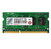 Transcend 4GB DDR3L 1600MHz SODIMM памет за лаптопи
