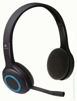 Слушалки Logitech Wireless Headset H600