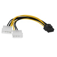 Adapter 2xMolex to 8pin PCI-E VGA