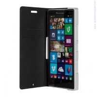 MOZO Wallet T-Bar Case for NOKIA LUMIA 930 Black калъф за смартфон
