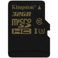 Kingston 32GB microSDXC Canvas Select 80R карта памет