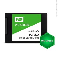 "WD Green 240GB WDS240G2G0A 2.5"" SSD диск"