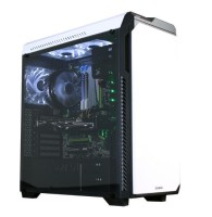 Zalman Z9 NEO PLUS Soundproof Case ATX Кутия бяла