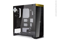 In Win 805C Mid Tower ATX GOLD Кутия