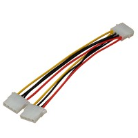 Makki Кабел Molex Power Splitter Y Cable