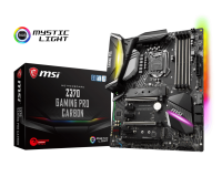 MSI Z370 GAMING PRO CARBON s.1151 ATX Coffee Lake дънна платка