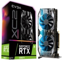 EVGA GeForce RTX 2080 Ti XC2 ULTRA GAMING 11GB GDDR6 видео карта