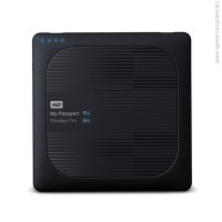 "Western Digital My Passport 2TB 2.5"" USB 3.0 Wireless Pro Black външен диск"