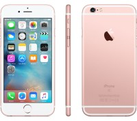 Apple iPhone 6S 16GB Rose Gold розов смартфон