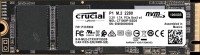 Crucial P1 1TB 3D NAND NVMe PCIe M.2 SSD диск
