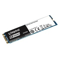 Kingston A1000 480GB M.2 2280 PCIE NVME SSD диск
