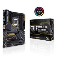 ASUS TUF Z390-PLUS GAMING WI-FI ATX дънна платка