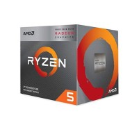 AMD Ryzen 5 3400G AM4 Процесор