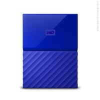 Външен твърд диск Western Digital MyPassport 1TB USB 3.0 Син