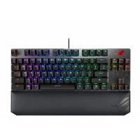Asus ROG Strix Scope TKL Deluxe RGB Red switch геймърска клавиатура