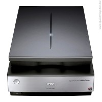 Epson Perfection V800 Скенер черен