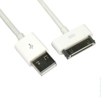 Кабел iPhone 4, 4S Data Cable 30p CU271A 1 метър