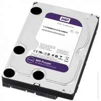 Твърд диск Western Digital 2TB SATA III Purple 64MB 7200rpm