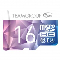 Team Group Color 16GB Micro SD карта памет