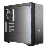 Cooler Master Master BOX MB600L кутия черен/син