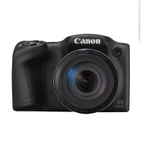 Canon PowerShot SX430 IS BLACK Цифров фотоапарат