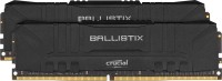 Crucial Ballistix 16GB Kit (2x8GB) DDR4 3200Mhz Gaming Memory
