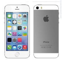 Apple iPhone 5S 32GB сребрист реновиран смартфон