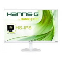 "HANNSPREE HS246HFW 23.6"" LED Wide FullHD монитор бял"