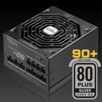 Super Flower Leadex 550W 80Plus Silver захранване