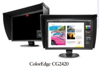 "EIZO ColorEdge CG2420 24.1"" IPS Full HD монитор"