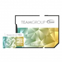 Team Group Color 32GB Micro SD карта памет