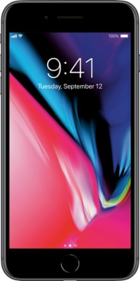 Apple iPhone 8 Plus 256GB Space Gray смартфон артикул MQ8P2GH/A