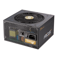 SeaSonic Focus Plus 850W Gold SSR-850FX (FOCUS+ 850FX) Захранване