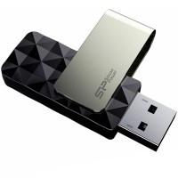 Silicon Power Blaze B30 USB 3.0 64GB USB памет черен