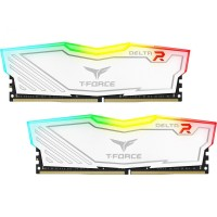 TEAM GROUP T-FORCE DELTA RGB DDR4 8GB (2X4GB) 2400MHz памет