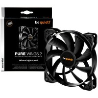 be quiet! Pure Wings 2 140mm High-Speed 3-pin вентилатор