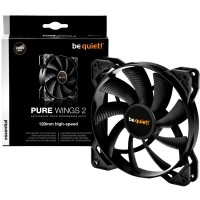 be quiet! Pure Wings 2 120mm High-Speed 3-pin вентилатор