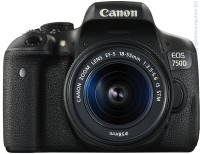 Canon EOS 750D + EF-s 18-135mm IS STM Огледално-рефлексен фотоапарат