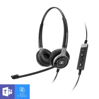 Sennheiser SC 630 USB ML слушалки