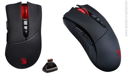 Геймърска мишка A4 Tech R3A Bloody черен артикул A4 R3A BLOODY GAMING BLACK