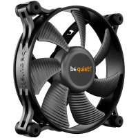 be quiet! Shadow Wings 2 120mm PWM вентилатор черен