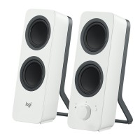 Logitech Z207 Bluetooth Computer Speakers бели тонколони