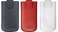NOKIA CP-593 CARRYING CASE Black, Red, White