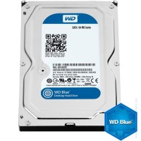 Твърд диск Western Digital 1000GB SATA III Caviar Blue 7200rpm 64MB