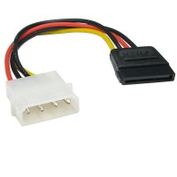 Spire Molex към SATA Power кабел
