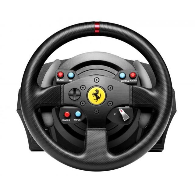 THRUSTMASTER FERRARI GTE T300GTE FORCE FEEDBACK ЗА PC/PS3/PS4 ВОЛАН артикул THRUST-RW-T300FGTE