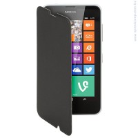 MOZO Flip Phone Case for NOKIA LUMIA 630 калъф за смартфон